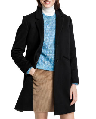 Gant Classic Tailored Coat Black