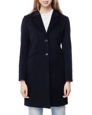 Gant Classic Tailored Coat Marine
