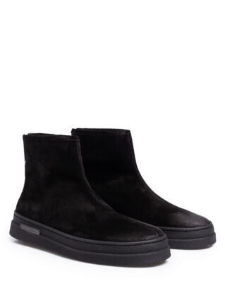 Gant Creek Mid Zip boot Black