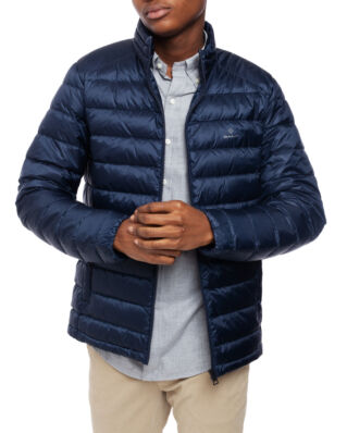 Gant D1. The Light Down Jacket Marine