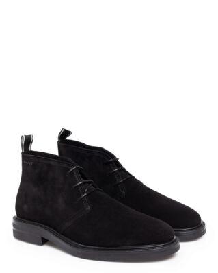 Gant Fargo Mid lace boot Black