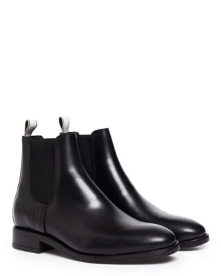 Gant Fay Chelsea Leather Black