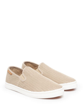 Gant Frank Slip-On Shoes Dark Khaki