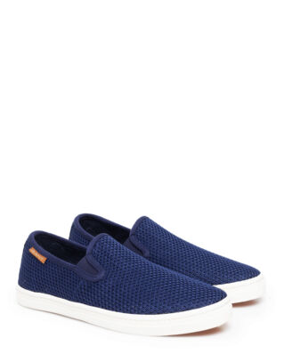 Gant Frank Slip-On Shoes Marine