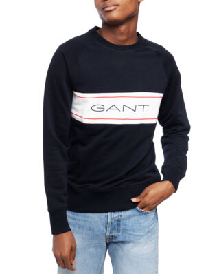 Gant Gant Archive C-Neck Sweat Black