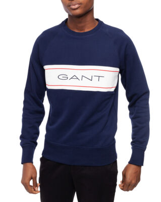 Gant Gant Archive C-Neck Sweat Evening Blue