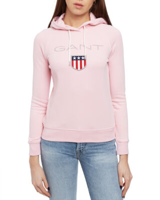 Gant Gant Shield Sweat Hoodie California Pink