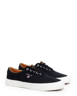 Gant Hero Low Lace Shoes Black