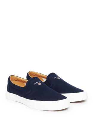 Gant Hero Slip-On Shoes Marine