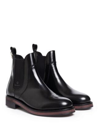 Gant Malin Chelsea Leather Black