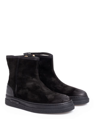 Gant Maria Mid Zip Boot Black