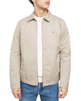 Gant O1. The Windcheater Dark Khaki