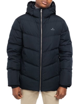 Gant The Alta Down Jacket Black