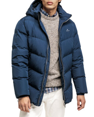 Gant The Alta Down Jacket Marine