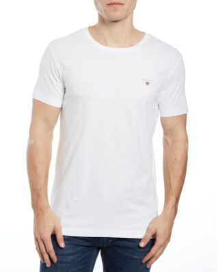 Gant The Original Fitted T-shirt White