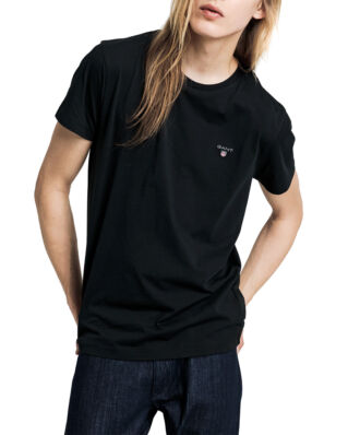 Gant Solid t-shirt black