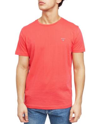 Gant The Original Ss T-Shirt Watermelon Red