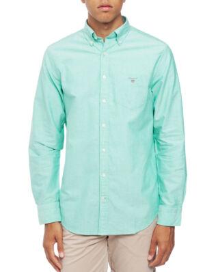 Gant The Regular Oxford Shirt BD Blarney Green