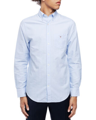 Gant The Regular Oxford Shirt BD Capri Blue