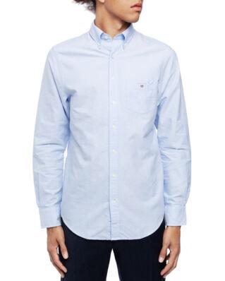Gant The Regular Oxford Shirt BD Capri Blue