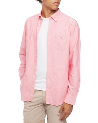Gant The Regular Oxford Shirt BD Watermelon Red