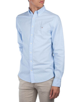 Gant The Slim Oxford Shirt BD Capri Blue