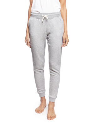 Gant Tonal Shield Sweat Pants Grey Melange