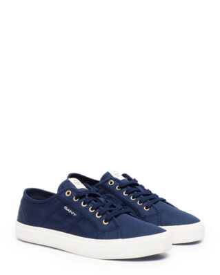 Gant Zoee Low Lace Shoes Marine