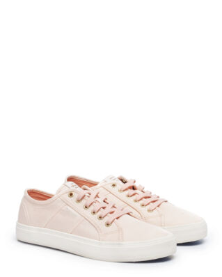Gant Zoee Low Lace Shoes Silver Pink