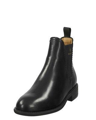 Gant Ainsley Chelsea Boot Black