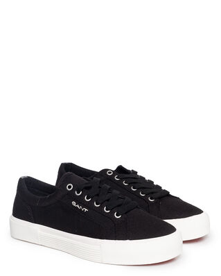 Gant Champroyal Low laceshoes Black