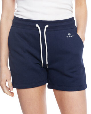 Gant D1. Gant Lock Up Sweat Shorts Evening Blue