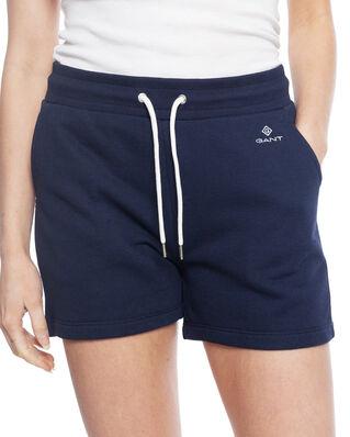 Gant D1. Gant Lock Up Sweat Shorts Evening Blue