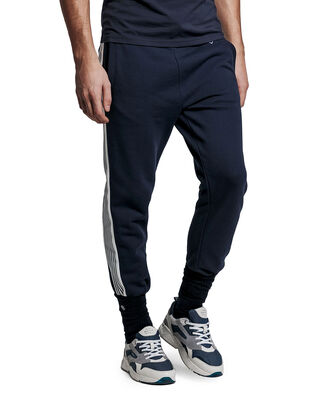 Gant D1. Gant Stripe Sweat Pants Evening Blue