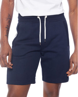 Gant D1. Gant Stripe Sweat Shorts Evening Blue