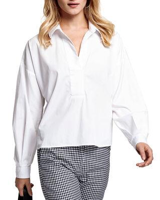 Gant D1. Popover Rugger Solid Shirt White