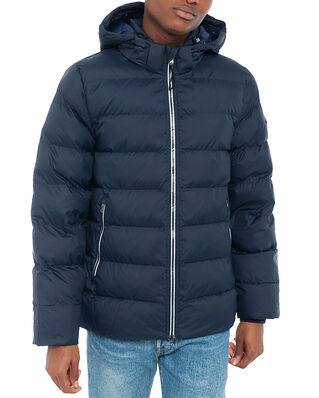 Gant D1. The Active Cloud Jacket Evening Blue