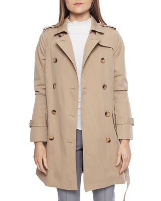 Gant D1. Trench Coat Dark Khaki