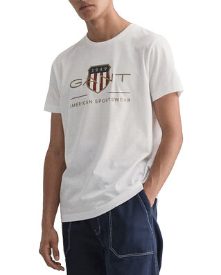 Gant D2. Archive Shield Ss T-Shirt