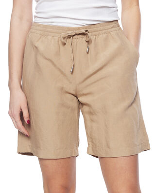Gant D2. Summer Linen Short Dark Khaki