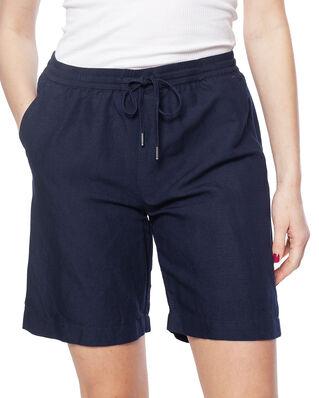 Gant D2. Summer Linen Short Marine