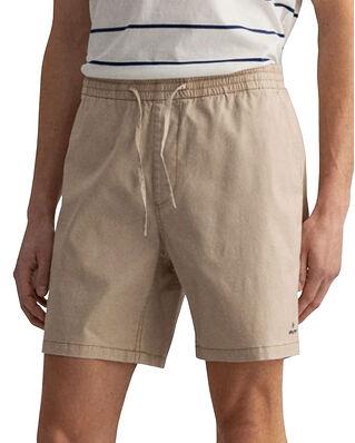 Gant Drawstring Logo Shorts Dry Sand