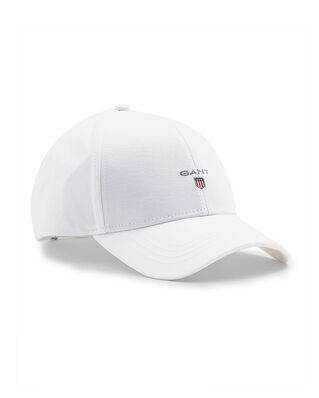 Gant Gant New Twill Cap White