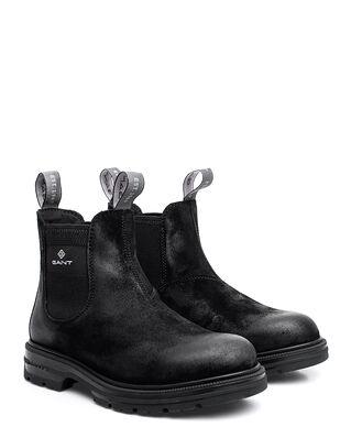 Gant Gretty Chelsea Boot Black