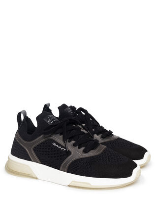 Gant Hightown Sneaker Black-Import SS20