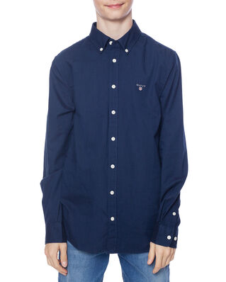 Gant Archive Oxford B.D Shirt Evening Blue
