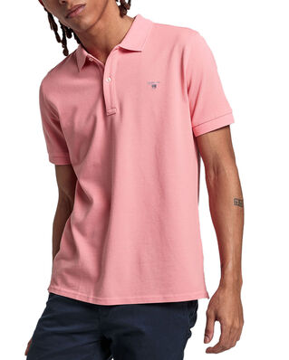 Gant Junior The Original Pique Strawberry Pink