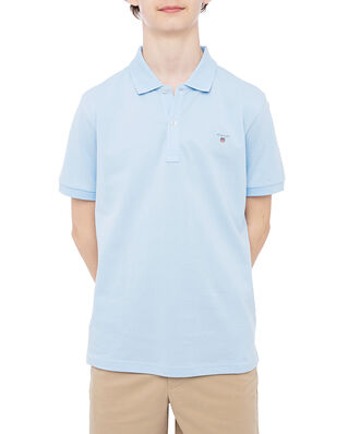 Gant Junior The Original SS pique Capri blue