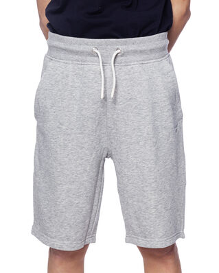 Gant The Original Sweat Shorts Light Grey Melange