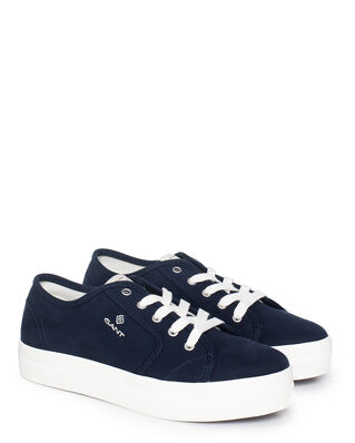 Gant Leisha Low lace shoes Marine